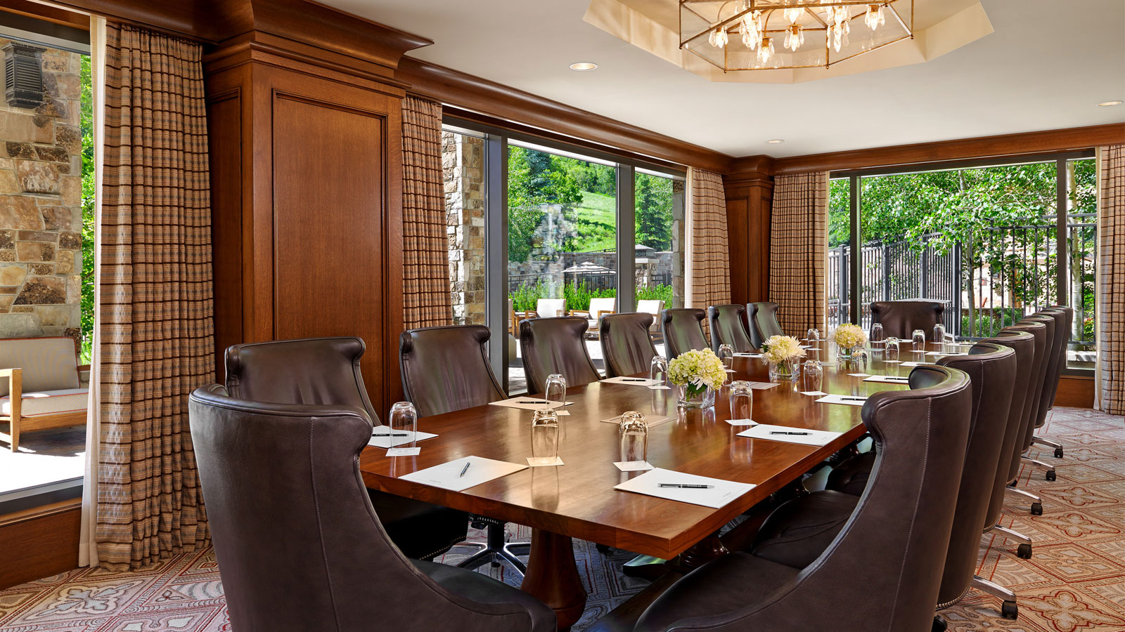 Park City Meeting Space - The St. Regis Deer Valley
