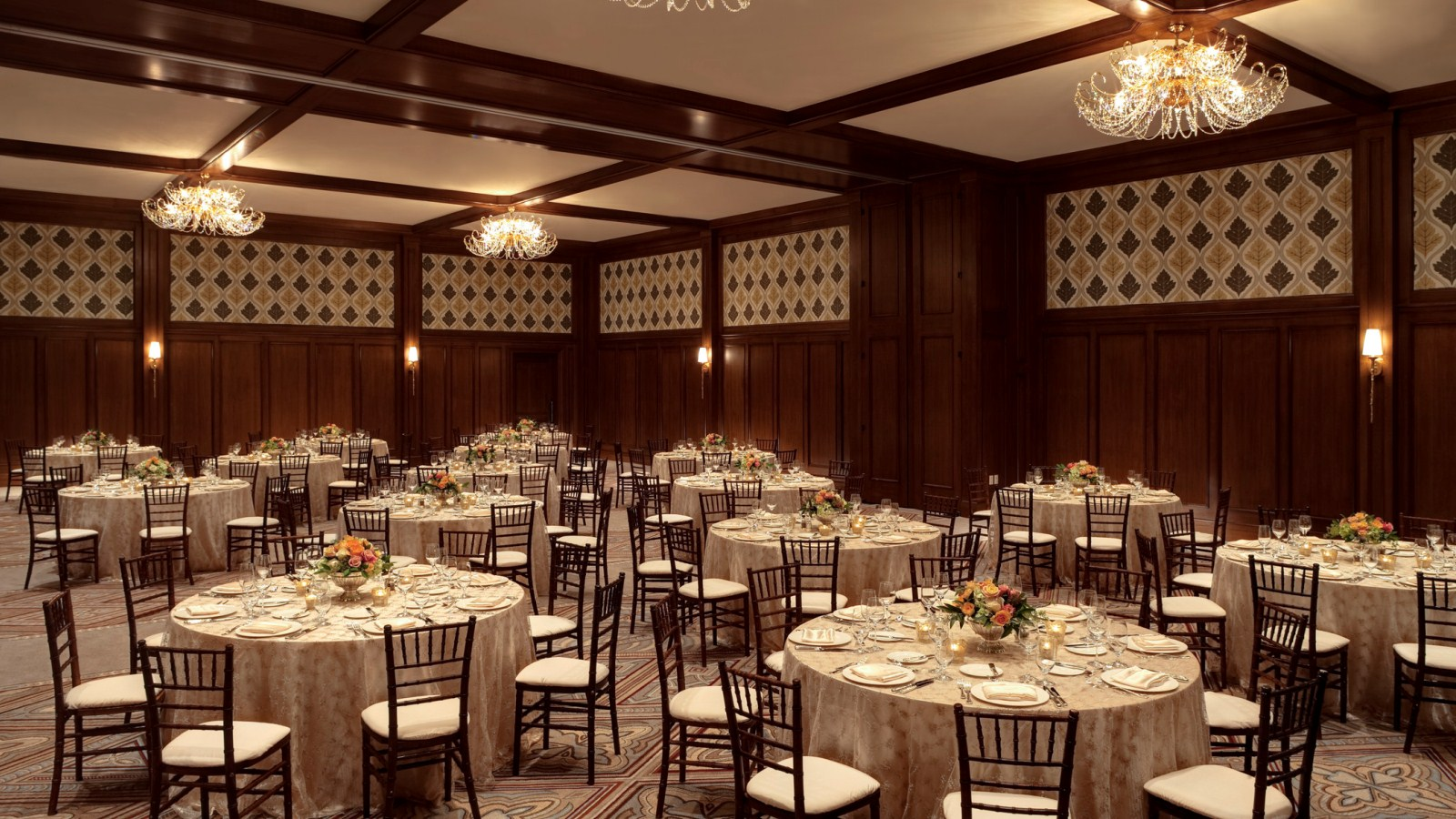 Park City Wedding Venues - Astor Ballroom