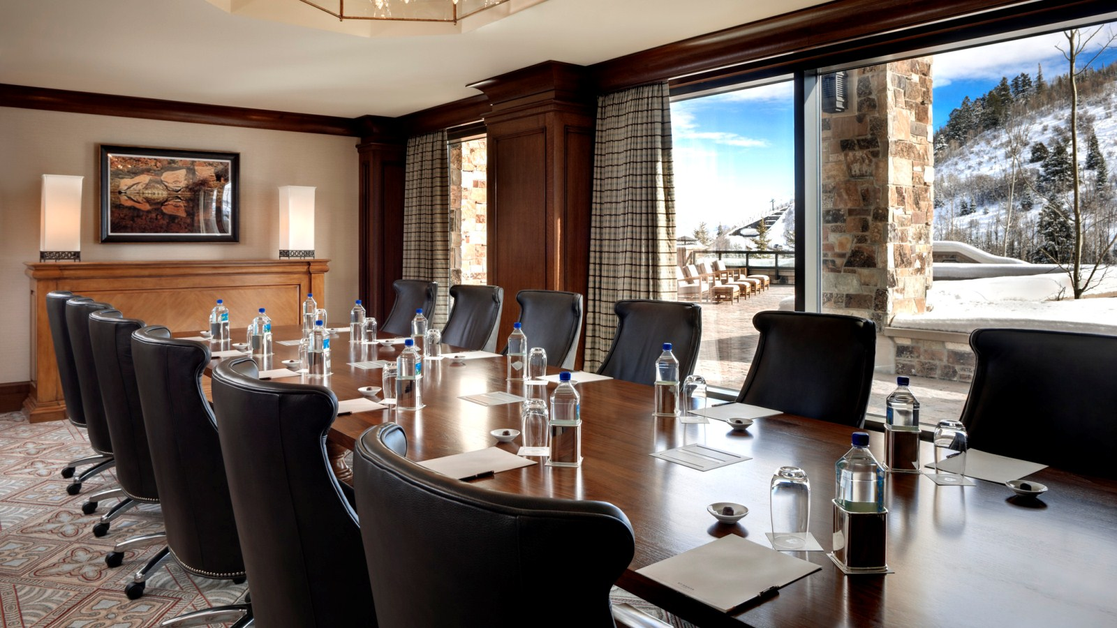 Park City Meeting Space - Boardroom