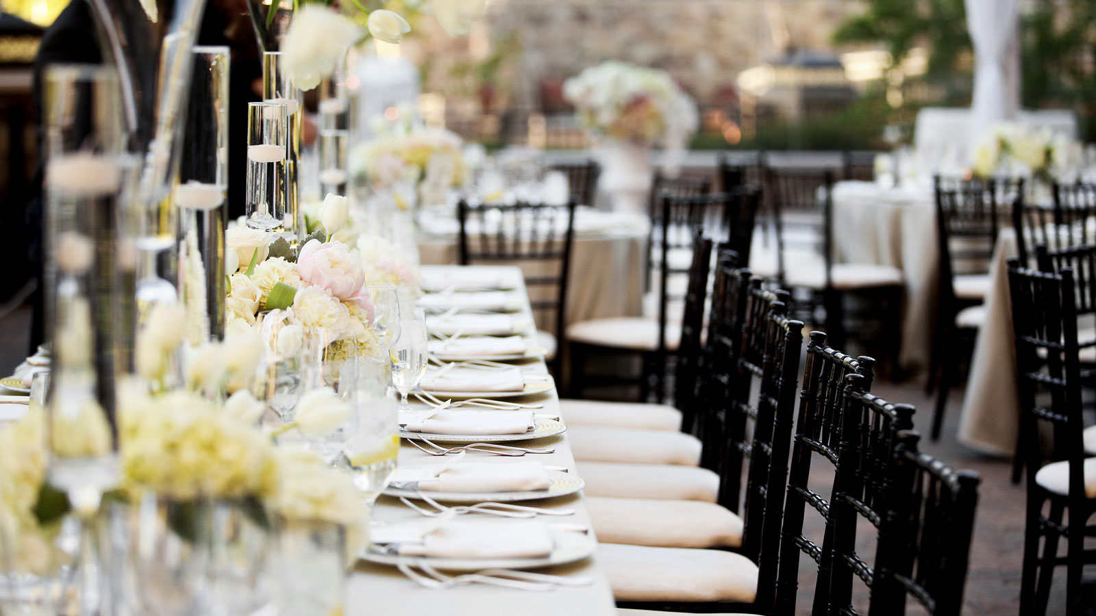 Park City Wedding Venues - Reception