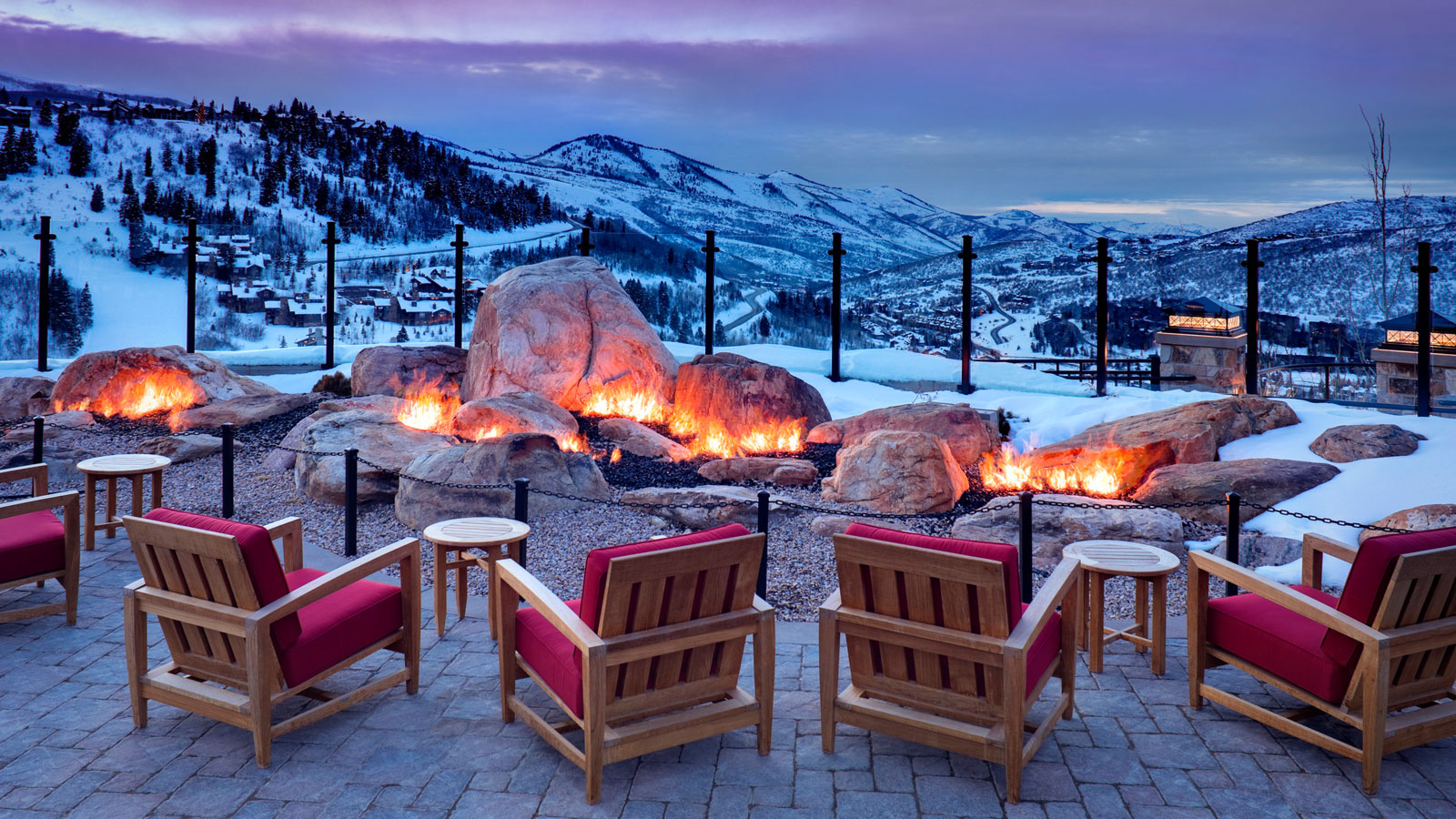 mountain terrace at st regis deer valley