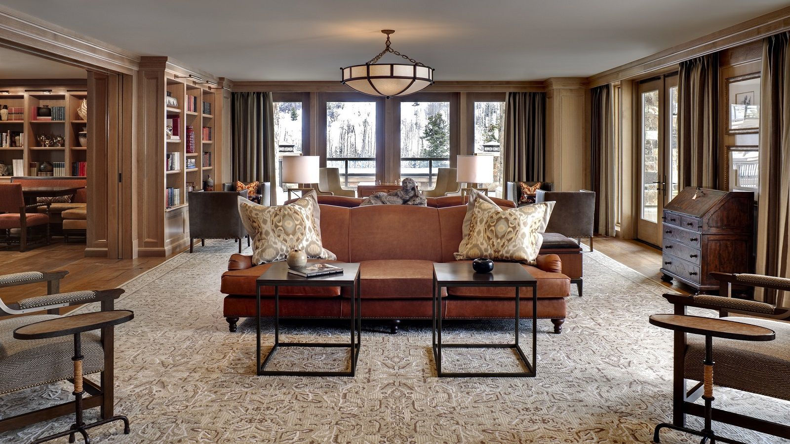 The St. Regis Deer Valley - The LIbrary
