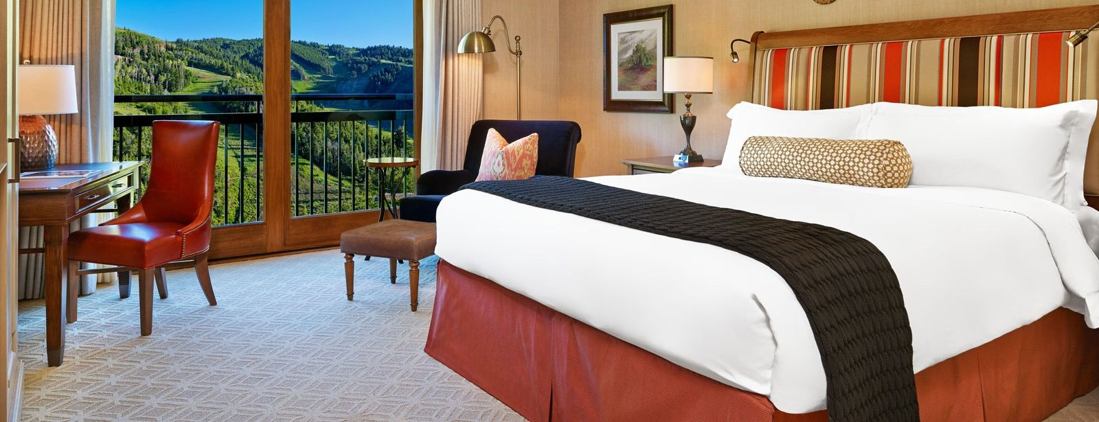The St. Regis Deer Valley - Deluxe Room