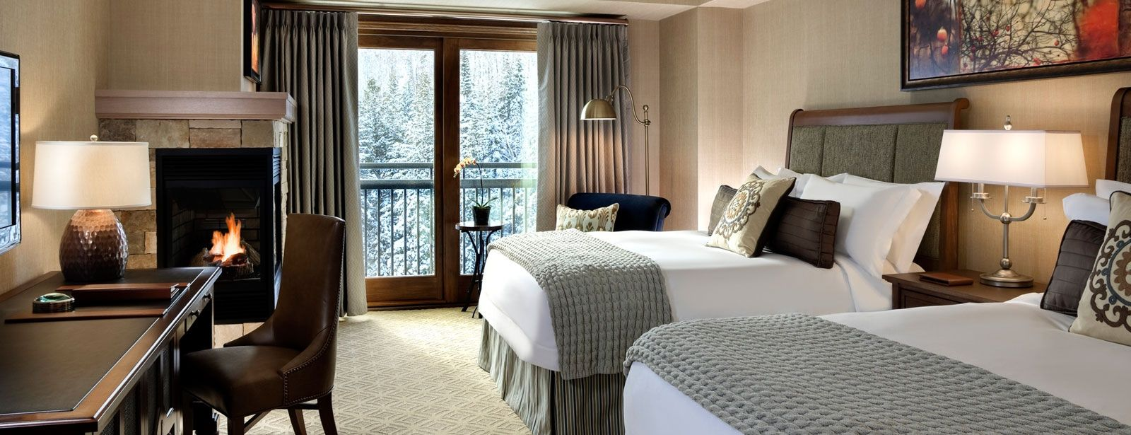 The St. Regis Deer Valley - Grand Deluxe Room